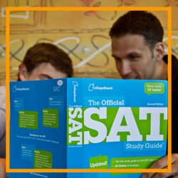 SAT and ACT tutors image