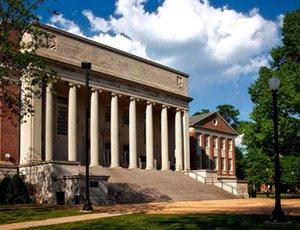 Stock university photo