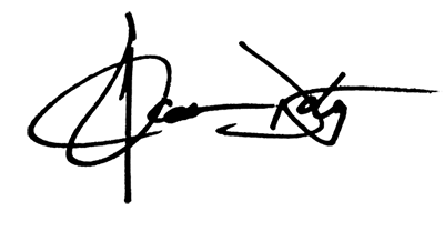 Scott Doty signature