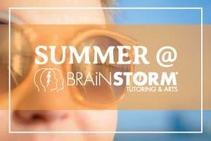 Summer tutoring BrainStorm Manalapan Twp NJ