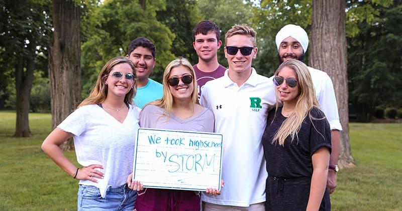 Photo of summer tutoring students at BrainStorm in Manalapan NJ